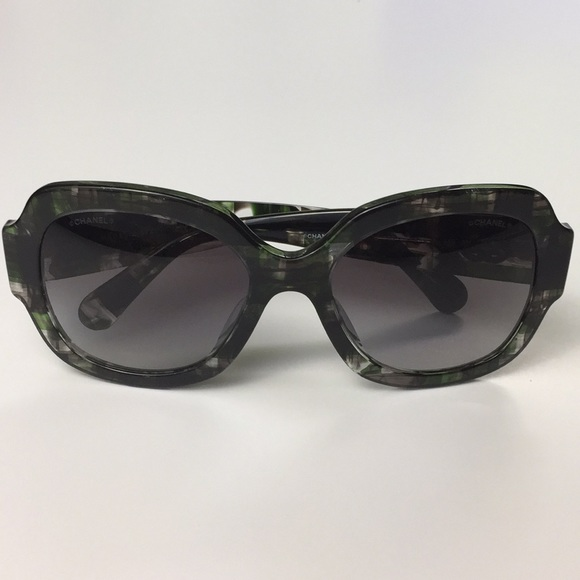 41915b1a6d40f CHANEL Accessories - New Authentic Chanel Sunglasses 5373-A